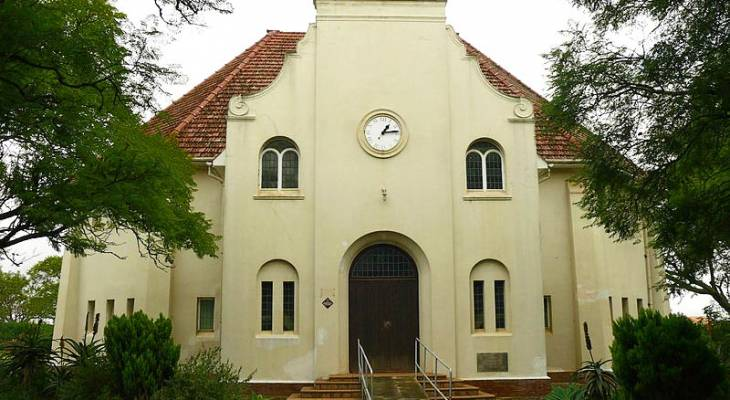 Dutch Reformed Church - Paterson, Western Region, Eastern Cape