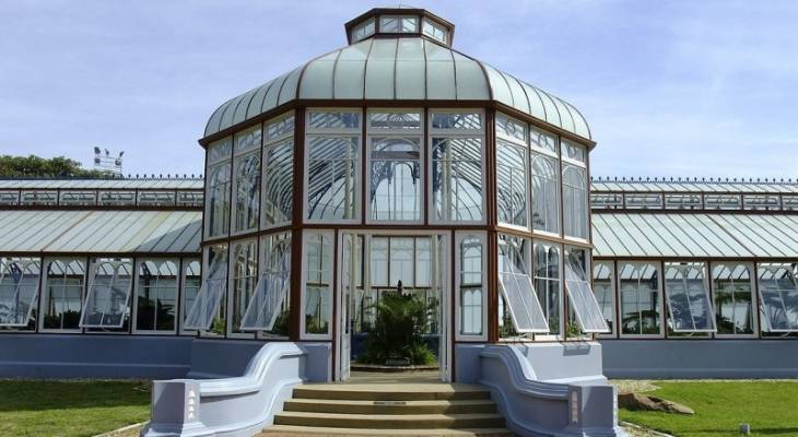 Pearson Conservatory in St George's Park near Mill Park - Port Elizabeth, Eastern Cape