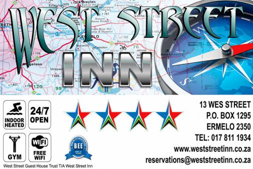 West Street Inn - Ermelo