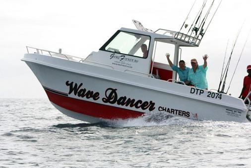 Wave dancer fishing charters st lucia activities st for Deep sea fishing st lucia