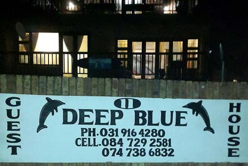 Deep Blue Guesthouse and Lodge