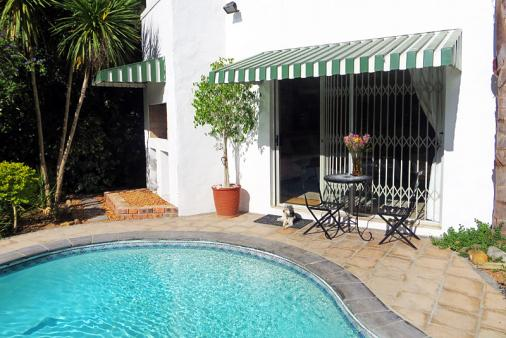 Stepping Stones Garden Cottage Eversdal Accommodation