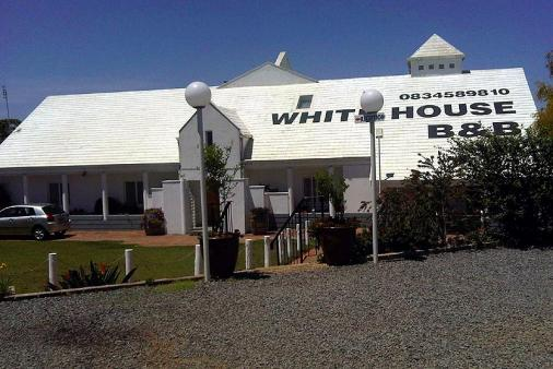 The Whitehouse Guesthouse