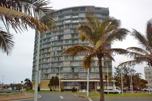 Durban Beachfront Windermere Penthouse Flat