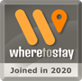 Listed on WhereToStay.co.za for 1 year