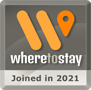 First year listed on WhereToStay.co.za