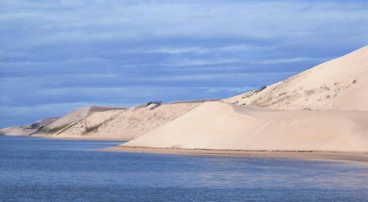 Alexandria Dunefields from Sundays River Mouth Guesthouse - Western Region, Eastern Cape