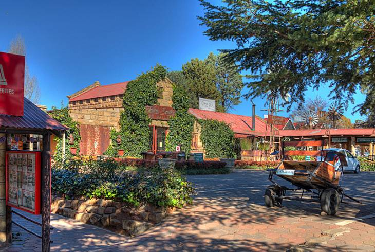 Johan Smith Art Gallery, Clarens