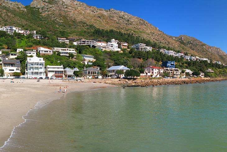 Bikini Beach, Gordon's Bay