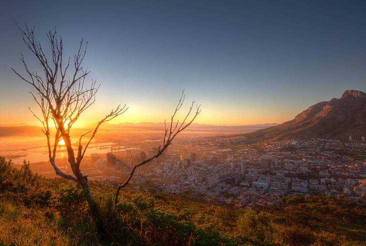 Good morning Cape Town!