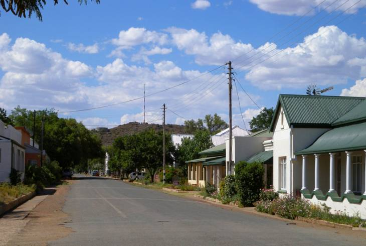 By far the oldest town in the Transgariep and Goldfields region of the Free State is Philippolis, founded in 1823 by the London Missionary Society