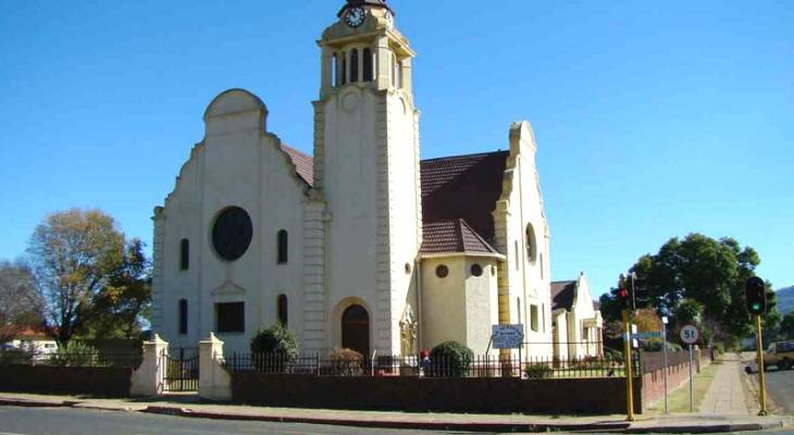 Dutch Reformed Church - Dundee, Midlands & Battlefields, KwaZulu Natal