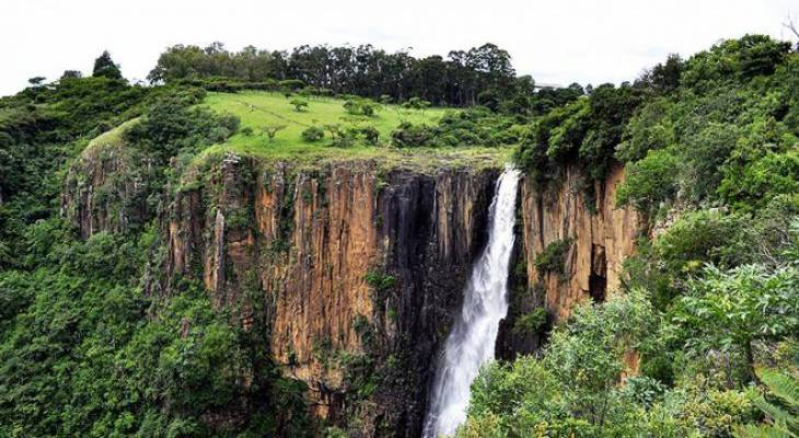 Howick Falls - Midlands & Battlefields