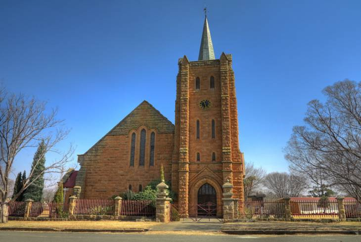 Fouriesburg Dutch Reformed Church