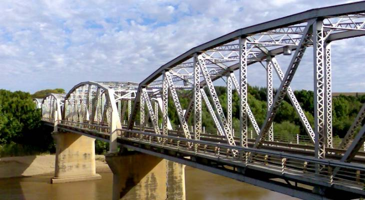 General Hertzog Bridge - Aliwal North, Eastern Cape