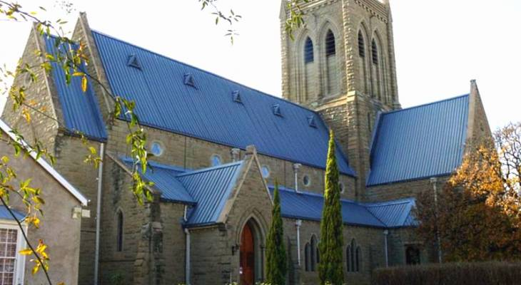 St Michael and All Angels Anglican Church - Queenstown, Eastern Cape