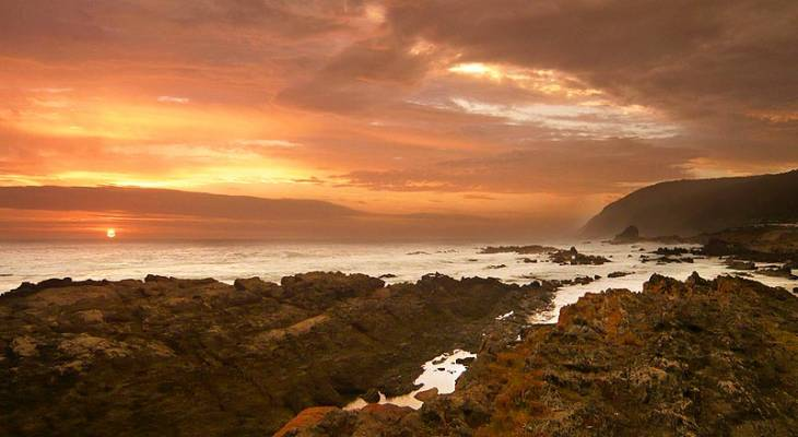 Storms River / Tsitsikamma - Western Region, Eastern Cape