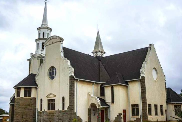 Dutch Reformed Church - Piet Retief, Mpumalanga