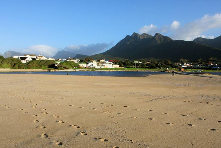 Taken early in the morning at the beach, Kleinmond