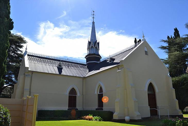 Reformed Church Potchefstroom, North West