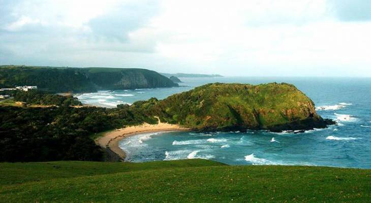 Coffee Bay - Wild Coast & Berg, Eastern Cape