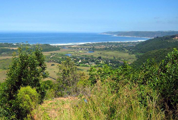 Hoekwil, in the Wilderness area, Garden Route