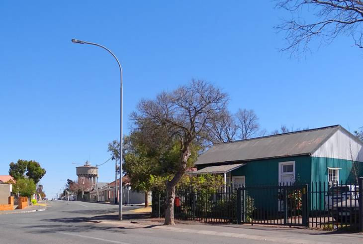 An example of how older architecture is still to be found in and around the Greater Johannesburg area