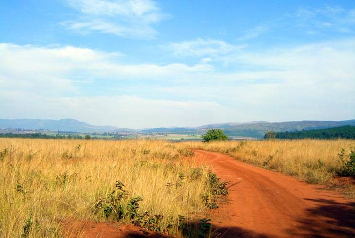 Ezulwini Valley Area - Swaziland