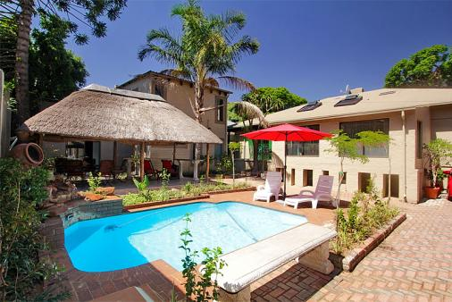 Bed And Breakfast Melville Johannesburg