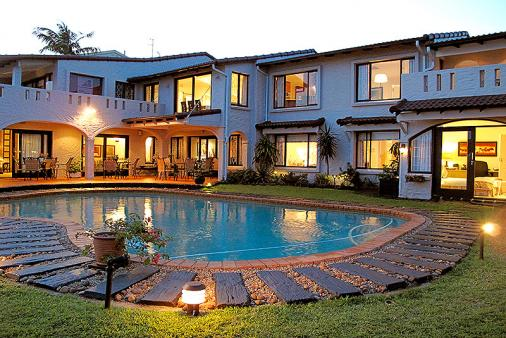 Umhlanga Accommodation Bed And Breakfast