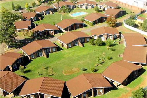 Majuba Lodge Newcastle Accommodation