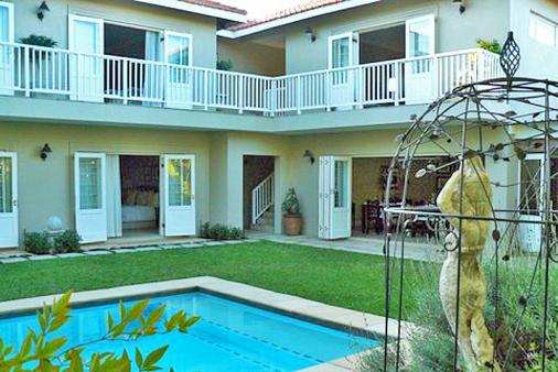 Manor House Bed And Breakfast Durban