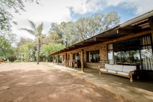Nambiti House - Nambiti Private Game Reserve Accommodation ...